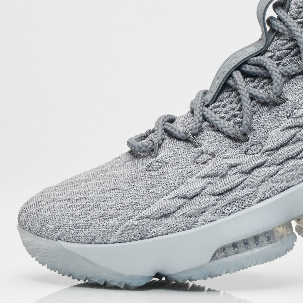 afe46198cffd ... Release Reminder Nike LeBron 15 Wolf Grey 897648005 ...