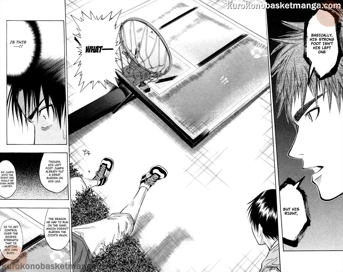 Kuroko no Basket Manga Chapter 61 - Image 12-13