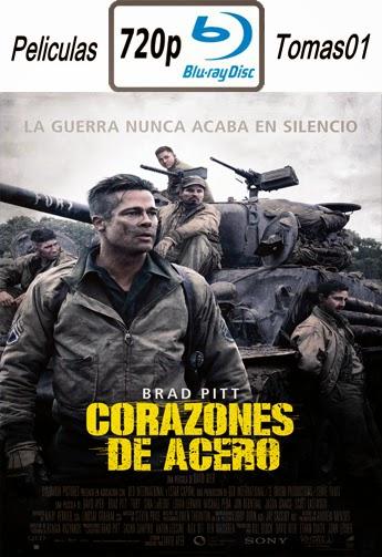 Corazones de Hierro (Corazones de Acero) (2014) (BDRip) BBRip 720p