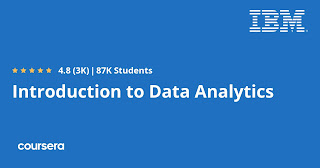 Introduction to Data Analytics Coursera Review