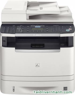 Cách download phần mềm máy in Canon i-SENSYS MF5840dn – hướng dẫn sửa lỗi không nhận máy in