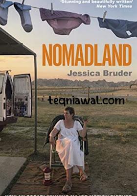 Nomadland - أفضل الأفلام الأجنبية 2022