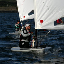 LAZER FROSTBITE LEAGUE+DINGHIES(Paul Keal
