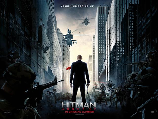Hitman: Πράκτορας Νο. 47 (Hitman: Agent 47) Wallpaper