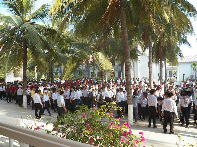 Hình ảnh ngày ơn gọi hai Giáo hạt Cam Ranh & Cam Lâm tại Giáo xứ Hòa Nghĩa (30.04.2016)