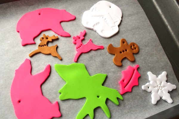 how to make polymer clay ornaments