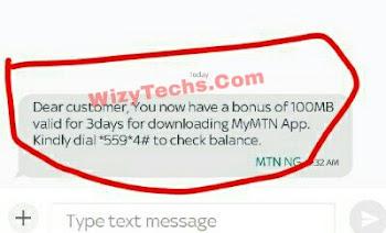 MyApp free 100mb