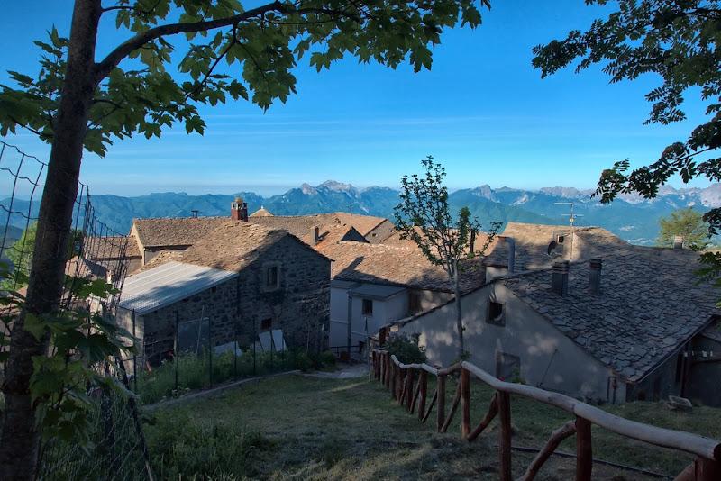 Аббатство San Pellegrino in Alpe.