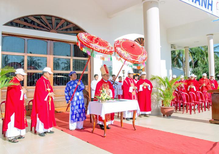 Lễ khai mạc Năm Thánh Kỷ Niệm 50 Năm Thành Lập Giáo Xứ Hòa Nghĩa (1966 – 2016)