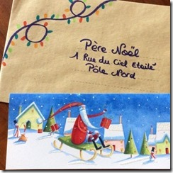 lettre pere noel poste (making a house a home blog)