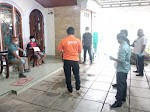 Polisi Gelar Rekonstruksi Pembunuhan Plt Kepala BPBD Marangin
