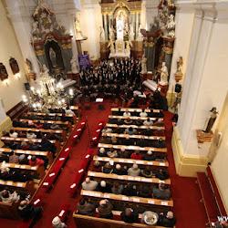 Koncert pěveckého sboru Rastislav