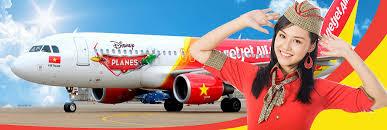 Vietjet Air, Vietjet Airway, Vé máy bay vietjet