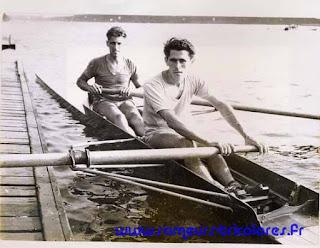 1957-Championnats d'Europe - Duisbourg (GER)