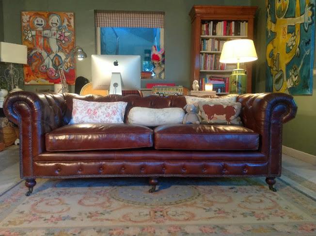 Cojines el complemento perfecto para tu sof - Cojines para sofas de piel ...