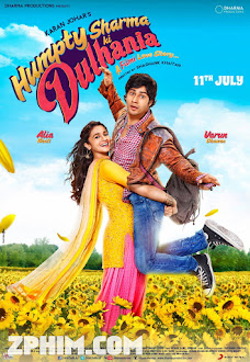 Chuyện Tình Chàng Humpty - Humpty Sharma Ki Dulhania (2014) Poster
