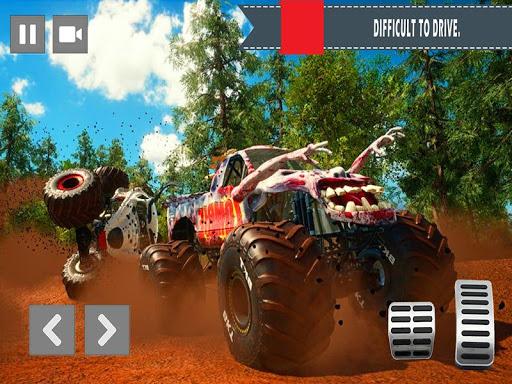 Monster Truck Steel Titans Apk 1