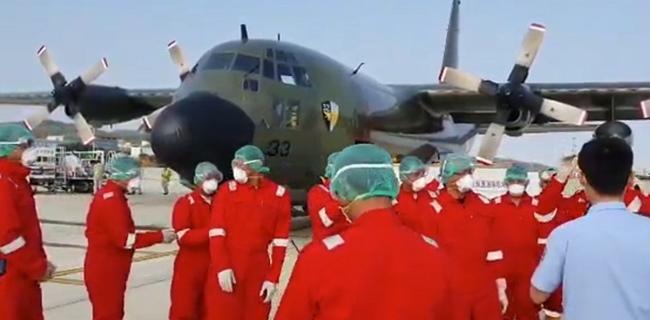 Hari Ini Logistik Kesehatan Bantuan Dari China Tiba Di Bandara Halim