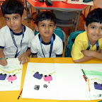 Train Portray Activity SR.KG 2012-13