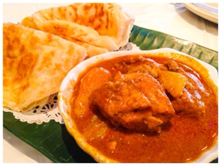 Gourmet Malaysia chicken curry