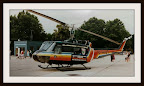 G-HUEY the captured Huey from the Falklands War (C Beattie 1989)