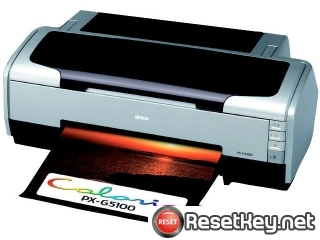 Reset Epson PX-G5100 Waste Ink Counter overflow error