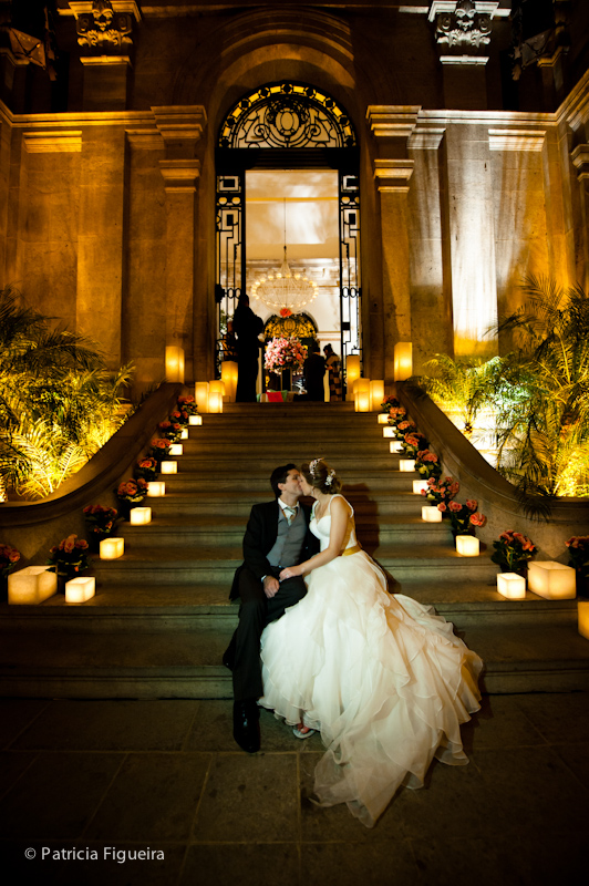 Foto de casamento 3233 de Priscila e Felipe. Marcações: 05/11/2011, Casamento Priscila e Luis Felipe, Rio de Janeiro.