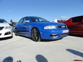 Nogaro Blue Audi RS4