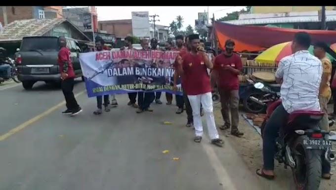 Sambut HUT RI Ke 75 Aliansi Masyarakat Aceh Gelar Deklarasi Cinta Damai