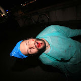 2008 : Halloween AlleyCat