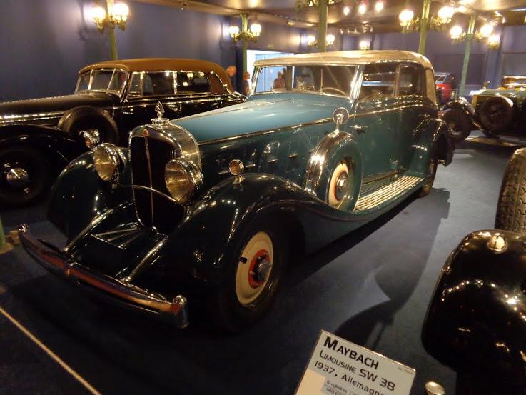 Musée Automobile de Mulhouse  DSC01127