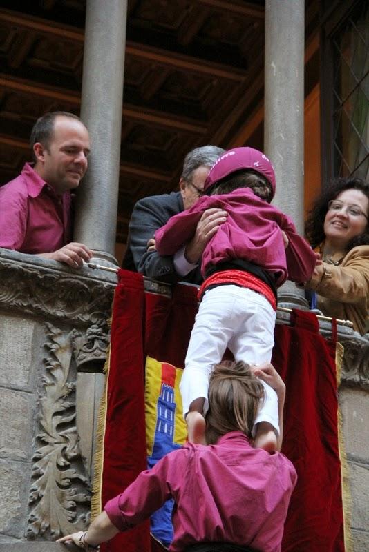 19è Aniversari Castellers de Lleida. Paeria . 5-04-14 - IMG_9598.JPG