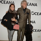 OIC - ENTSIMAGES.COM - Jeanne Marine and Sir Bob Geldof at the Oceana's Junior Council: Fashions for the Future & afterparty London 19th March Photo Mobis Photos/OIC 0203 174 1069
