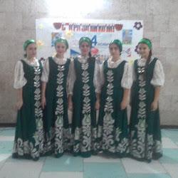 Концерт ко Дню Народного Единства «Единством мы сильны» (Красноярский СДК)