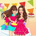 Birthday Party Dress Up Game icon
