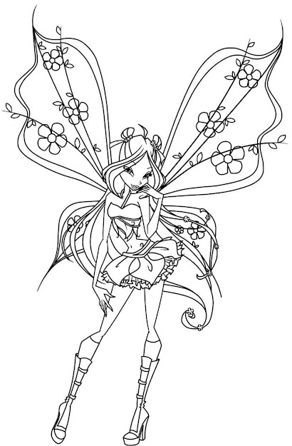 Download Coloring Pages Fairy Coloring Page Fairy Coloring Page On Dark  Fairy Coloring Pages