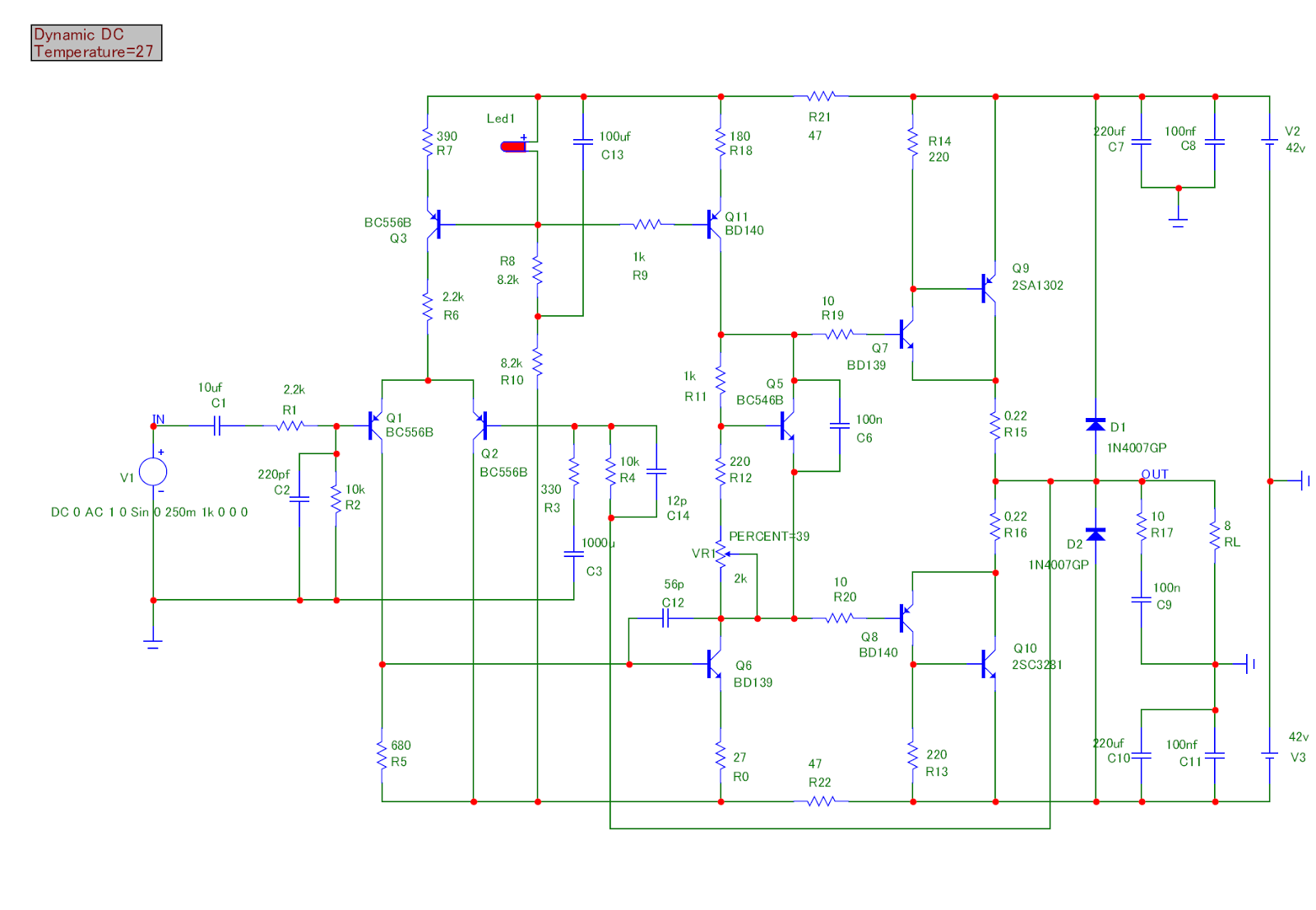 My Cfp Design Sziklai Inspired Pair With The Circuit Shown You Construct A Pnp Masyado Tahimik Yung Audio People E