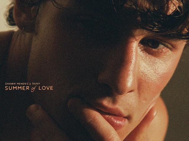 "Shawn Mendes divulga capa do inédito single ""Summer of Love"""