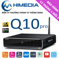 tivi box android Himedia Q10 Pro
