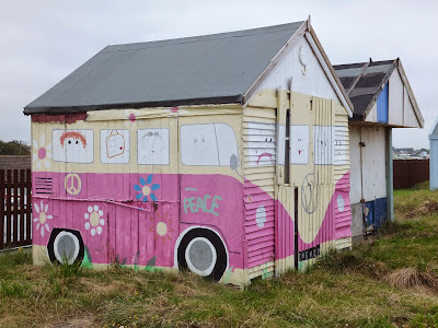 Sutton-on-sea beach-hut