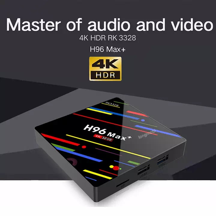 enybox h96 max plus