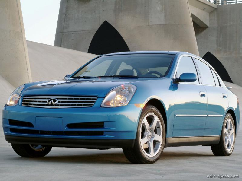 2004 infiniti g35 sedan specifications pictures prices. Black Bedroom Furniture Sets. Home Design Ideas