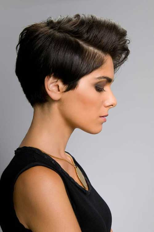 Remarkable Brunette Layered Bob Haircut With Highligts Fashion Qe Hairstyles For Men Maxibearus