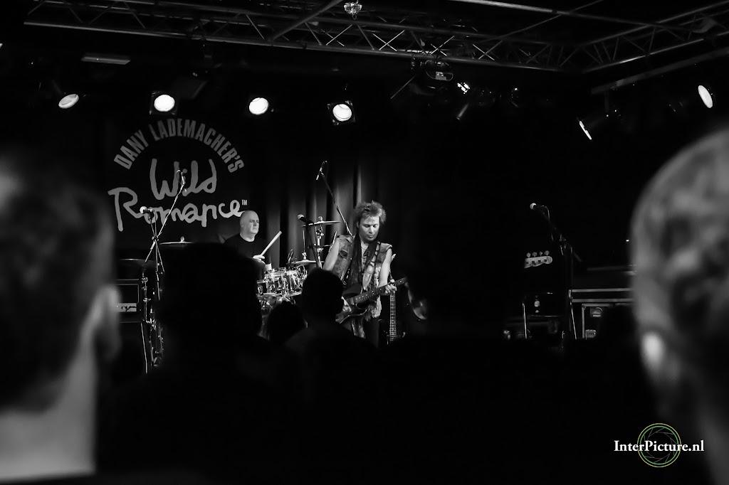 playback  en Dany Lademacher's Wild Romance (Herman droods band) 471