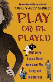 Cover of Tariq Nasheed's Book Play Or Be Played