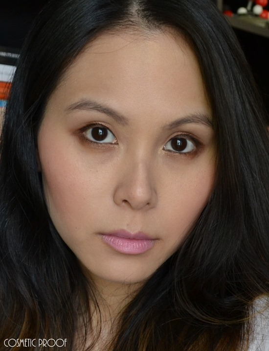 shu uemura 16 shades of nude eyeshadow palette swatches review (13)