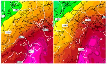Χειμώνας στην Κεντρική και Βόρεια Ευρώπη, καλοκαίρι στην Νοτιοανατολική Ευρώπη αυτό το Σαββατοκύριακο