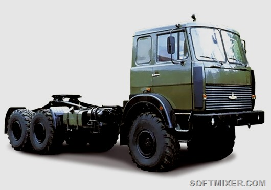Tjagach-MAZ-6425