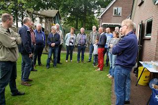 PKV Vorden op bezoek bij Pels en Pluim Laren Gld. 17-05-2014