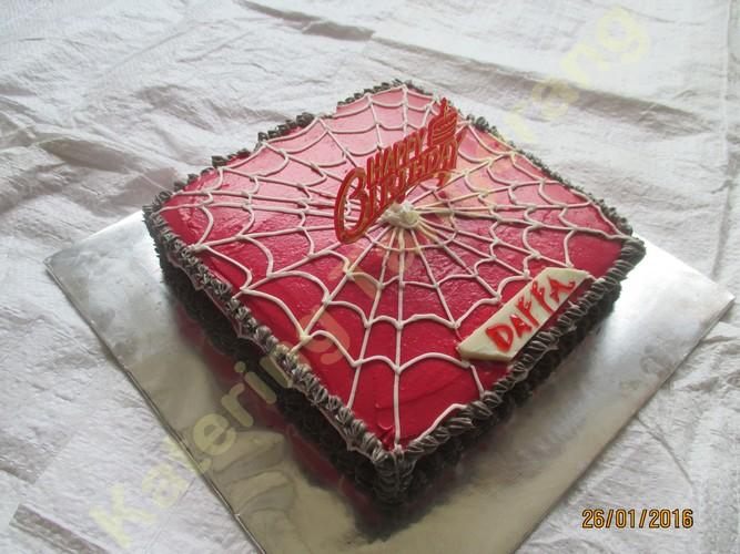 Kue Ulang Tahun Rajeg
